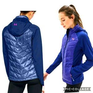 Nwt under armour encompass hybrid primaloft jacket